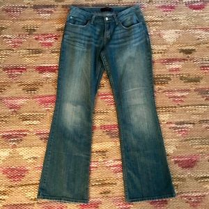 Levi's Curvy Cut 528 Jeans Sz 11M